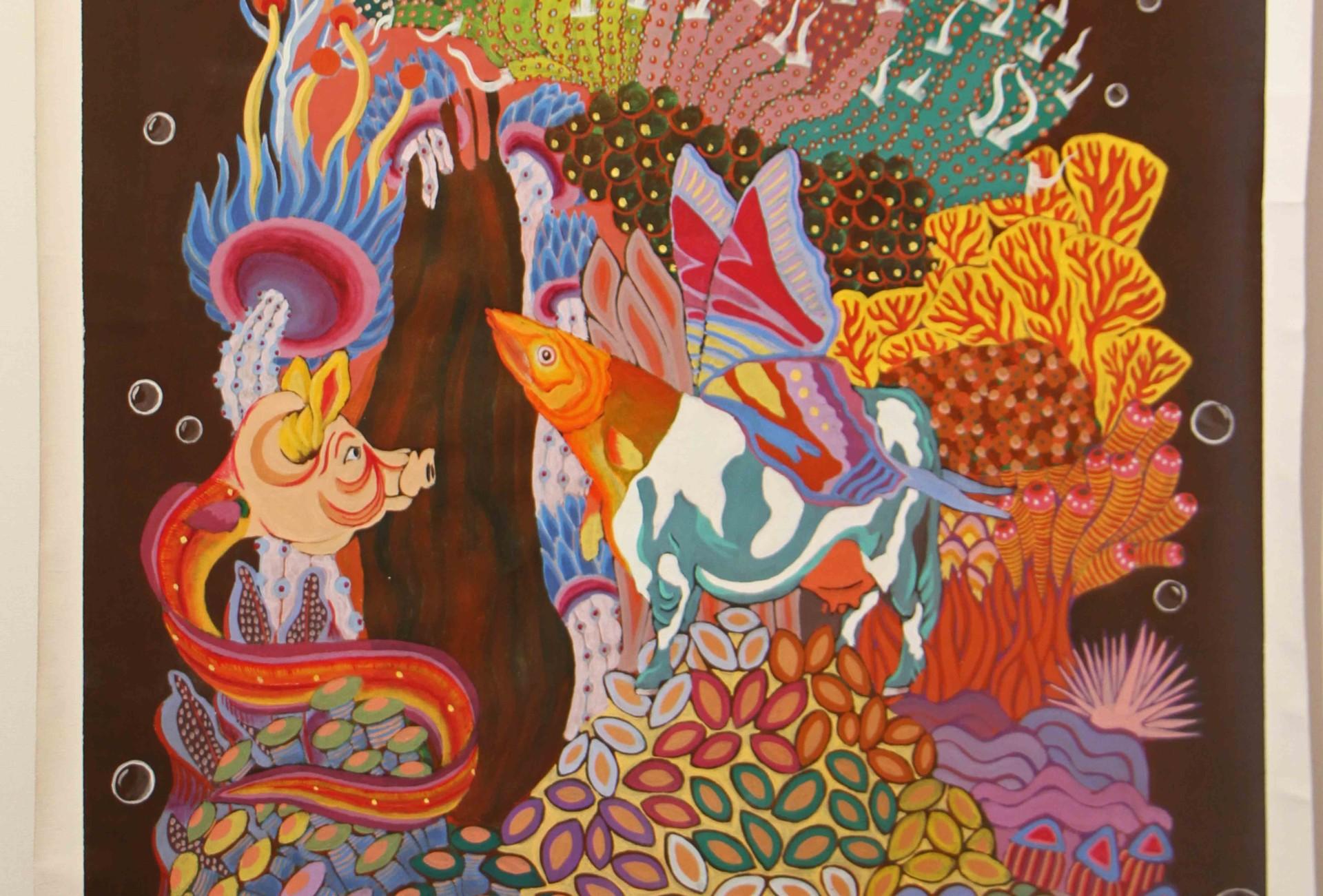 Ausstellung 'Animalgination'